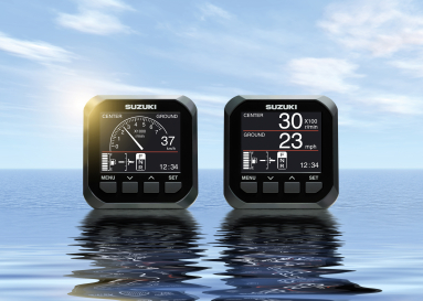 Suzuki's new market-leading Multi Function Gauge is now available