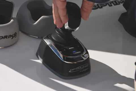 Suzuki compatible joystick system now available in Europe