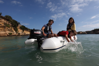 Suzuki's new DF6A/5A/4A lightweight and portable outboards now available