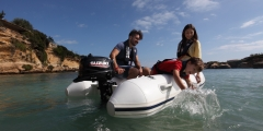 Suzuki launches a trio of class-leading portable outboards