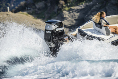 SUZUKI LAUNCHES NEW DF325A OUTBOARD - ANOTHER REVOLUTION IN INNOVATION